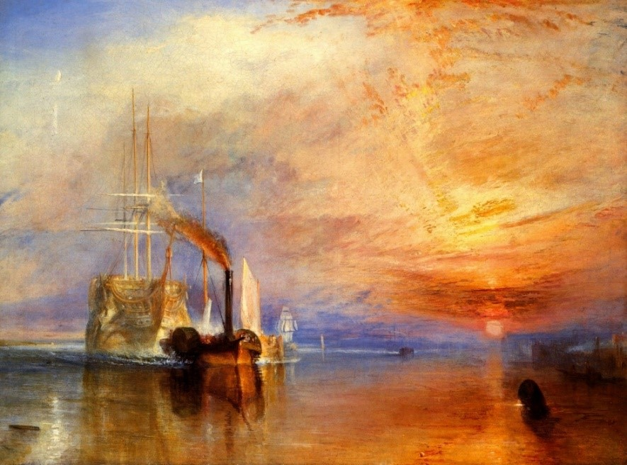Fighting Temeraire
